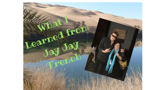 What I Learned From Jay Jay French