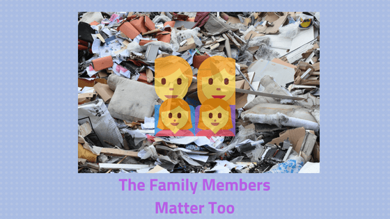Including Family Members in the Discussion About Hoarding